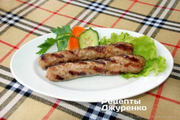Болгарские кебабчета.